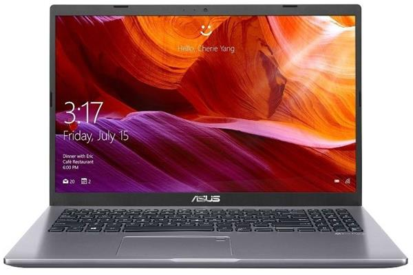 ASUS VivoBook X509JA  15,6     FHD LED, Antiglare, (1920x1080) IPS panel i3-1005G1  4 GB DDR4 RAM, 256 GB M.2 PCIe SSD,  Intel UHD Graphics, FreeDOS, HU, Szürke