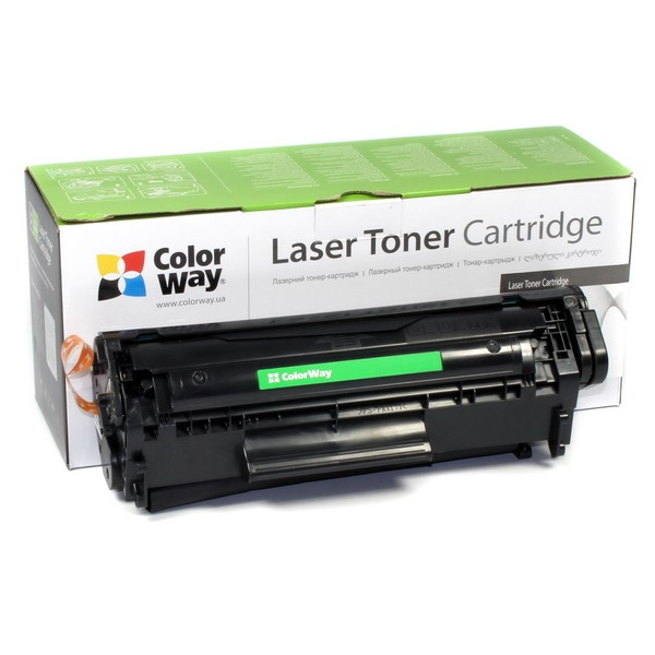 COLORWAY Standard Toner CW-HQ2612/FX10M, 2000 oldal, Fekete - HP Q2612A (12A); Can. 703/FX9/FX10 (CW-HQ2612/FX10M)