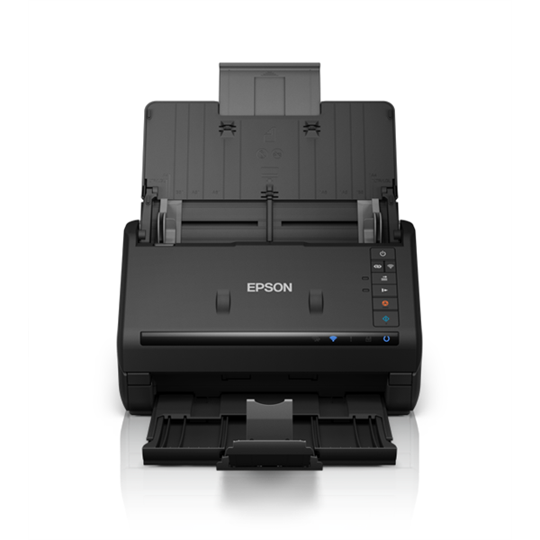 EPSON Docuscanner - WorkForce ES-500WII (A4, 600 DPI, 35 lap/perc, USB/WiFi) (B11B263401)