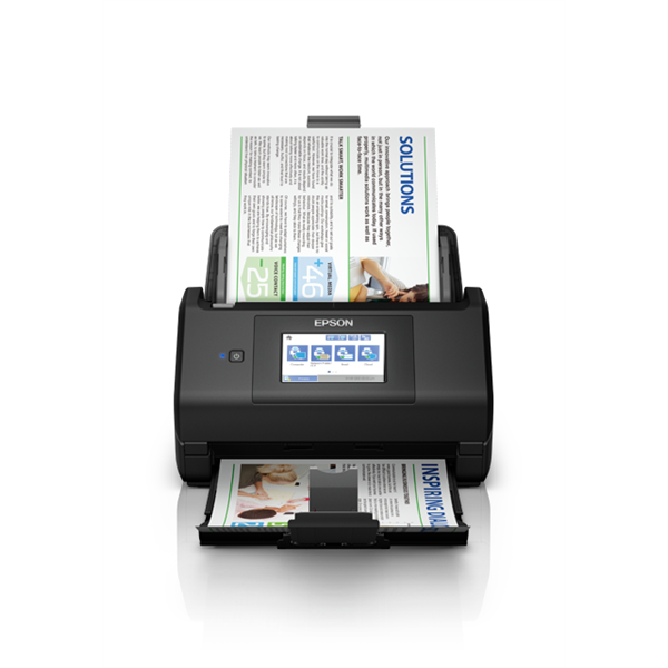 EPSON Docuscanner - WorkForce ES-580W (A4, 600 DPI, 35 lap/perc, USB/WiFi) (B11B258401)