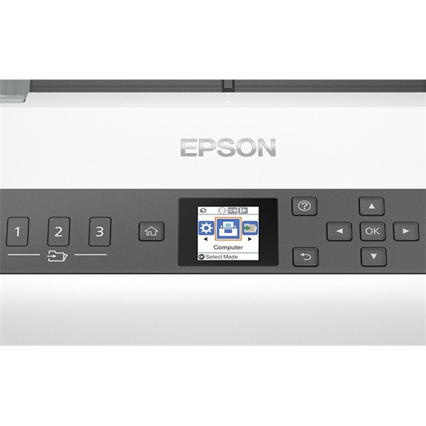 Epson DS-730N DADF Color Document Scanner