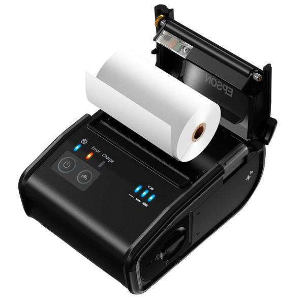 Epson TM-P80 (652) Blokknyomtató Receipt, NFC, BT, PS, EU, Bluetooth, USB 2.0 Type Mini-B,