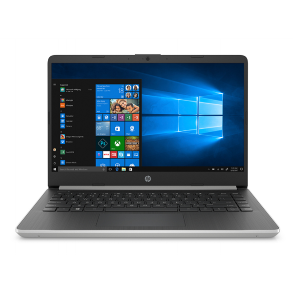 "HP 14s-dq1006nh, 14"" FHD AG IPS, Core i5-1035G1, 8GB, 512GB SSD, Win 10, ezüst (8BS98EA#AKC)"