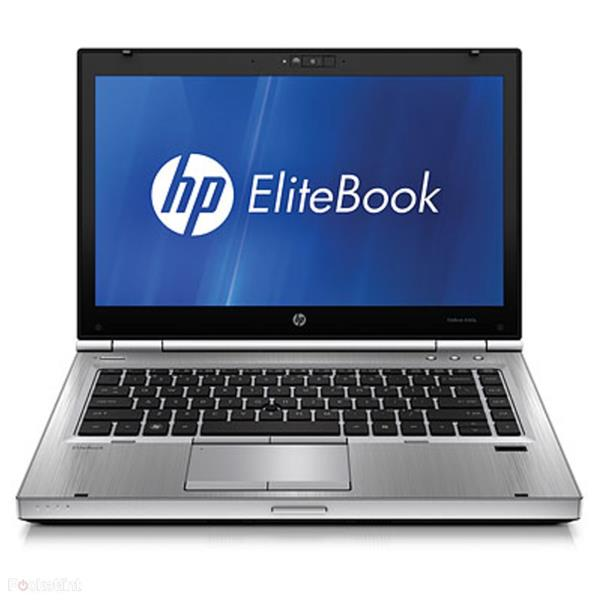 HP Elitebook 8460p i5-25400M (2x2600MHz)/4096/320/DWD-RW/Wifi/BT/CAM/FP/Intel/ 1366x768 használt notebook