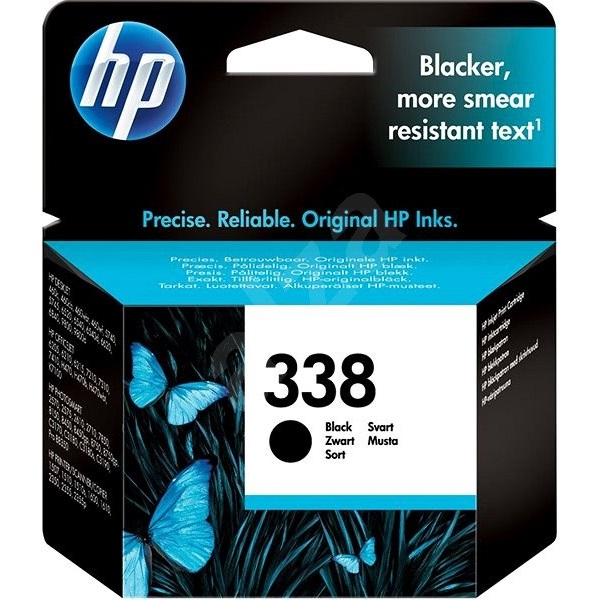 HP Patron No338 fekete 11ML (C8765EE)