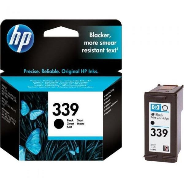 HP Patron No339 fekete 21ML (C8767EE)