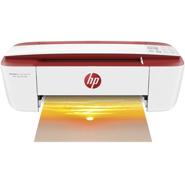 HP-Tintasugaras-MFP-NY-M-S-Deskjet-Ink-Advantage-3788-e-All-in-One-Printer-USB-Wlan-A4-7,5lap-perc(ISO)-Red (T8W49C#A82)