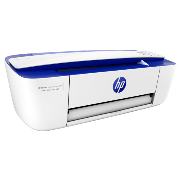 HP Tintasugaras MFP NY/M/S Deskjet Ink Advantage 3790 e-All-in-One Printer, USB/Wlan A4 7,5lap/perc(ISO), Lilac (T8W47C#A82)