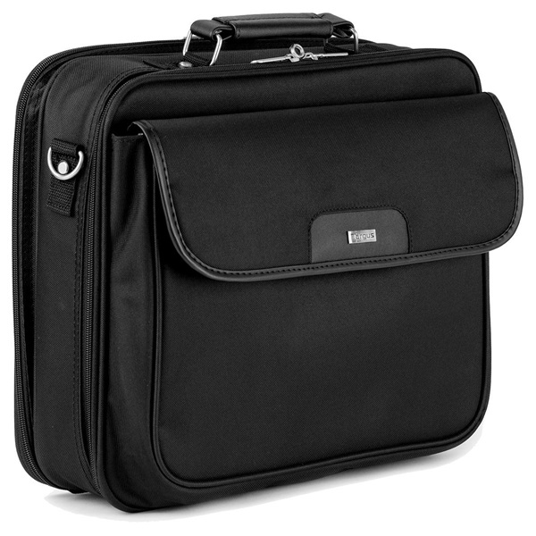 "TARGUS Notebook táska CNP1, Notepac Plus 15.6"" Clamshell Case - Black (CNP1)"