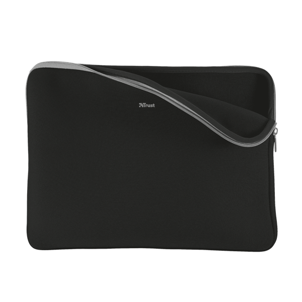 "TRUST Notebook tok 21251, Primo Soft Sleeve for 13.3"" laptops - black (21251)"