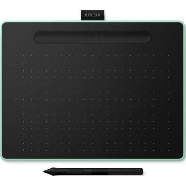 Wacom Intuos M Bluetooth Pistachio North (CTL-6100WLE-N)